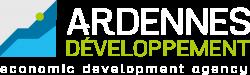 Ardennes Développement logo EN